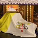 Modlimy się za papieża Franciszka