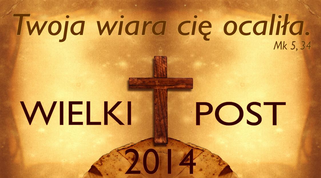 wielki post 20142
