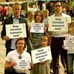 STOP masakrze Chrześcijan
