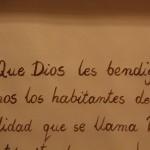 Piszemy list do Hiszpanii