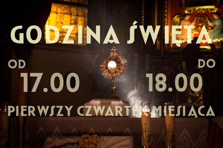 PIERWSZY CZWARTEK MIESIĄCA - październik
