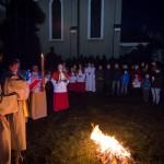 WIELKA NOC – Liturgia Wigilii Paschalnej