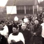 św. Jan Paweł II w Woli Batorskiej