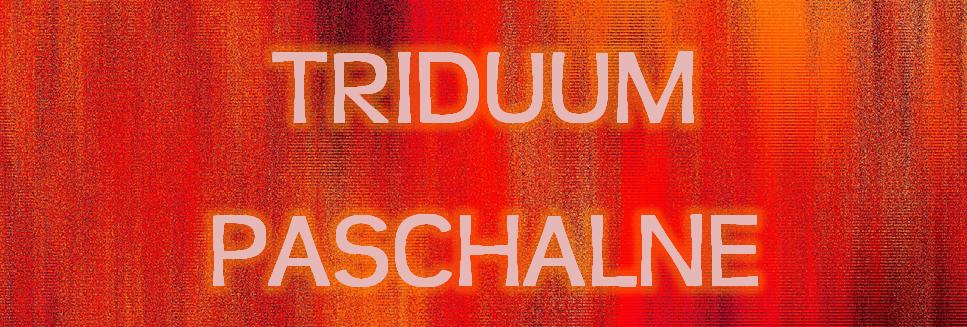 TRIDUUM - wąski tytuł