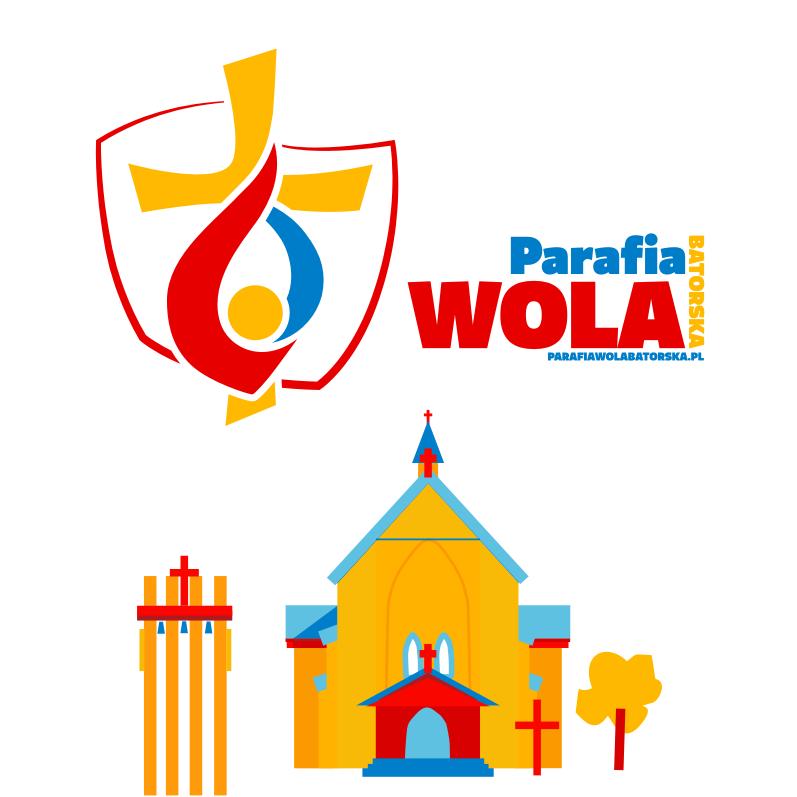 logo ŚDM WOLA BATORSKA 1