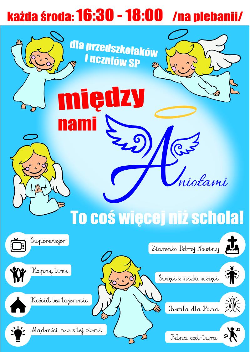 Anioły plakat 2