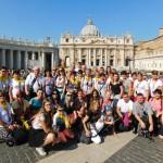 Już są – zdjęcia z pielgrzymki do Italii