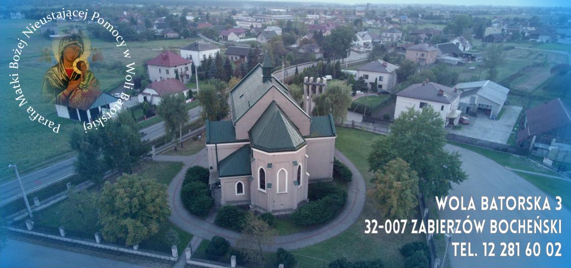 Parafia Wola Batorska